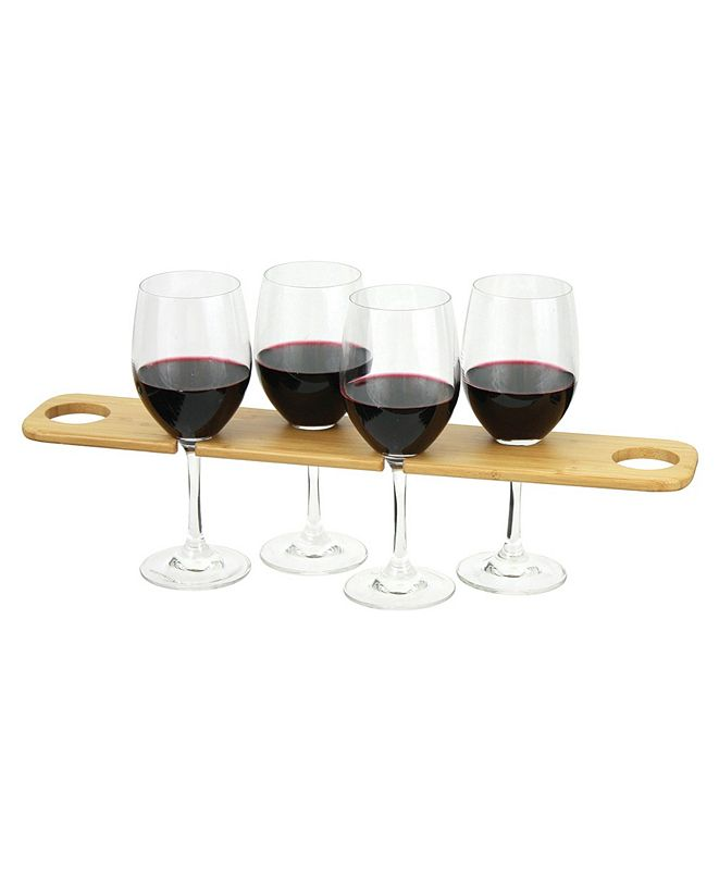 Oenophilia Bamboo Wine Serving Paddle