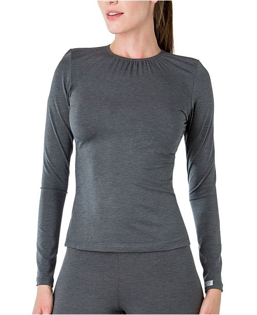 Elita Women's Modal Long Sleeve Shirt