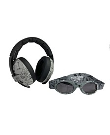 Baby Boys Earmuff and Sunglasses Combos