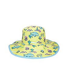 Banz Baby Boys and Girls Reversible Bucket Hat