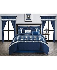 Safforn 20-Pc. Comforter Set