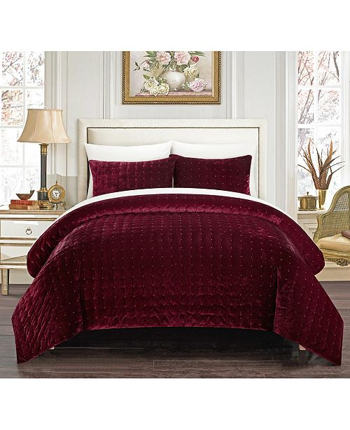 Chic Home Chyna 7-Pc. King Bed In a Bag