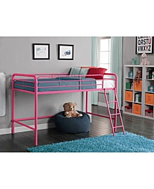 Cora Junior Metal Loft Bed