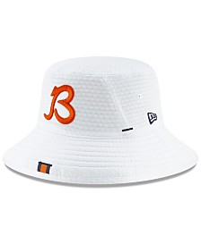 New Era Chicago Bears Training Bucket Hat