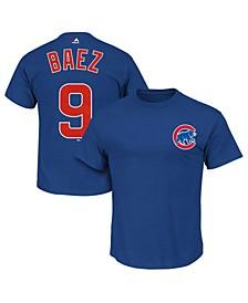 Women's Javier Baez Chicago Cubs Player T-Shirt
