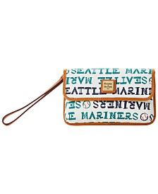 Dooney & Bourke Seattle Mariners Milly Wristlet