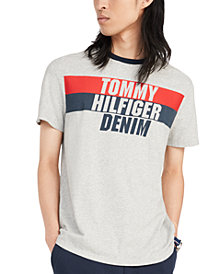 Tommy Hilfiger Denim Men's Cass Graphic T-Shirt, Created for Macy's