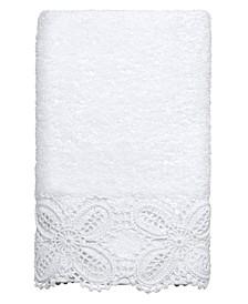 Linden Lace Hand Towel