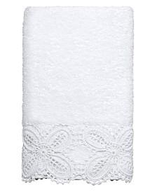 Avanti Linden Lace Hand Towel