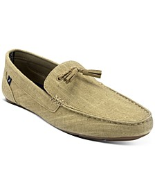 Men's Driving Moc-Toe Loafers