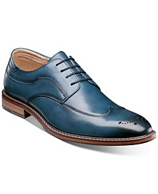Men's Fletcher Wingtip-Toe Oxfords