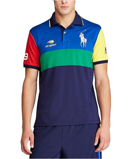 Polo Ralph Lauren Men's US Open Ball Boy Polo Shirt