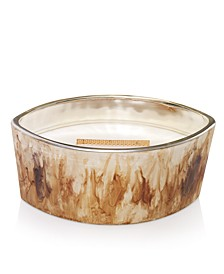 WoodWick Harvest Ellipse Decorative Candle