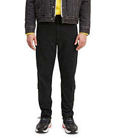 Men's Lo Ball Tapered-Fit Cargo Sneaker Jeans