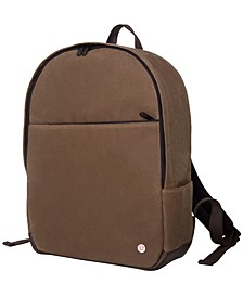 University Waxed Medium Backpack