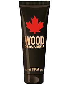 Men's Wood For Him Bath & Shower Gel, 6.7-oz.