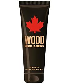 DSQUARED2 Men's Wood For Him Bath & Shower Gel, 6.7-oz.