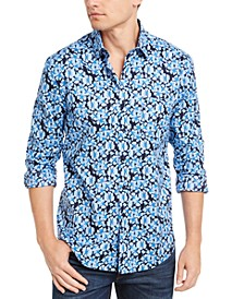 Men's Altona Floral Graphic Shirt