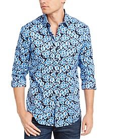 Men's Altona Floral Graphic Shirt