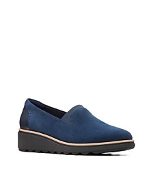 Clarks Collection Women's Sharon Dolly Platform Loafers