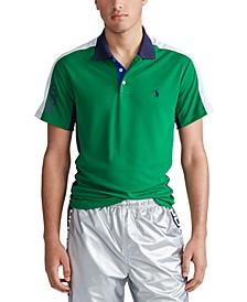 Men's Performance Piqué Polo Shirt
