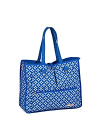 Stars Reversible 2-In-1 Carry-All Tote