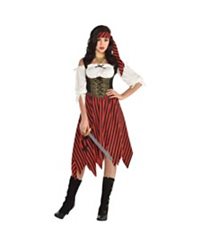 Amscan Pirate Beauty Adult Women's Costume