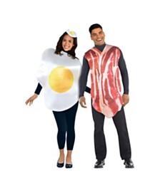 Amscan Breakfast Buddies Adult Men's Costume