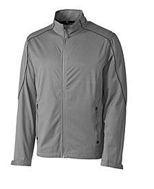 Cutter & Buck Men's Big & Tall Weathertec Opening Day Softshell Jacket