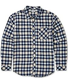 Men's Freemont Stretch Plaid Flannel Shirt