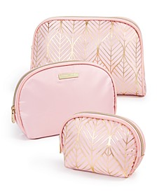 3-Pc. Cosmetic Bag Set