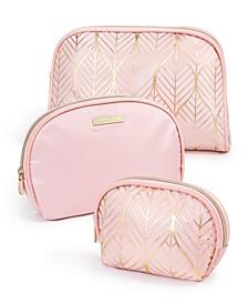 3-Pc. Cosmetic Bag Set