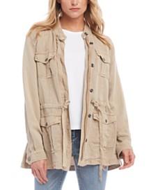 Karen Kane Cargo Jacket