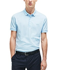 Men's Short-Sleeve Paris Polo