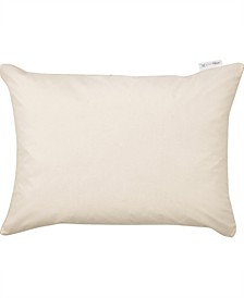 Organic Cotton Top Allergy Protection Zippered Standard/Queen Pillow Protector