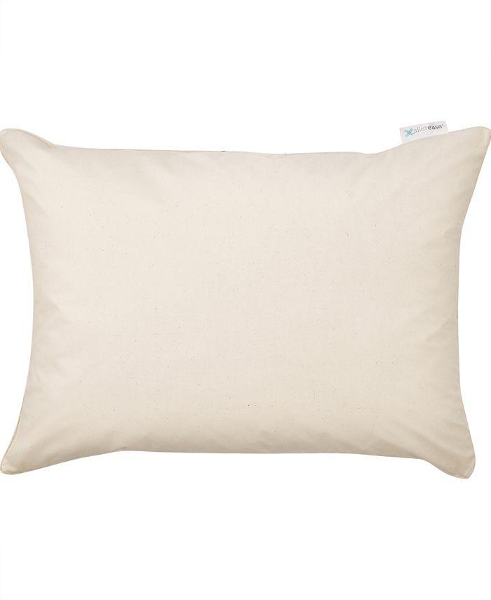 AllerEase - Organic Cotton Top Allergy Protection Zippered Standard/Queen Pillow Protector