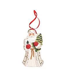 CLOSEOUT! Christmas Tree Santa Ornament