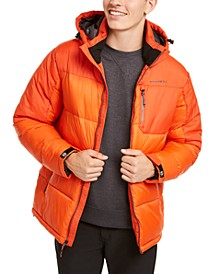 Men's Puffer Jacket, Created for Macy's