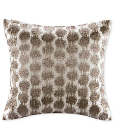 "Echo Odyssey 16"" x 16"" Square Decorative Pillow"