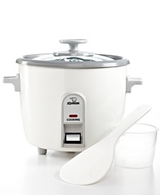 NHS-06 Rice Cooker, 3 Cup Steamer