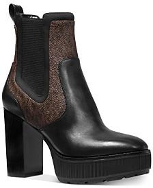 Michael Michael Kors Cramer Platform Dress Booties
