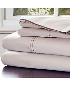 Home Cotton Rich Sateen 4 Piece King Sheet Set