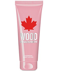 Wood For Her Charming Body Lotion, 6.7-oz.