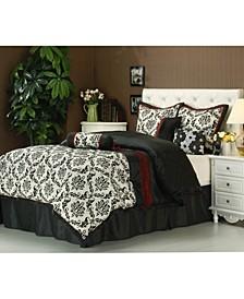Hannah 7-Pc. King Comforter Set