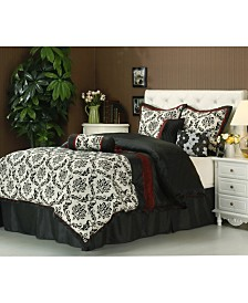 Hannah 7-Pc. King Comforter Set