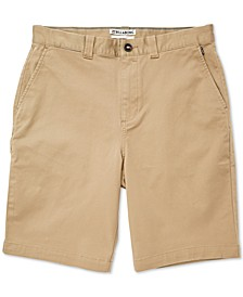"Men's Twill Stretch 21"" Shorts"