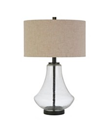 Hudson & Canal Lagos Table Lamp In Antique Bronze