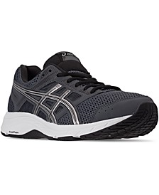 Men's GEL-Contend 5 Wide Width Running Sneakers from Finish Line