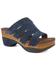 Montana Strappy Platform Sandals