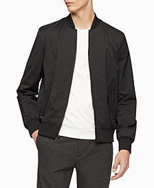 Men's Regular Fit Bomber Jacket